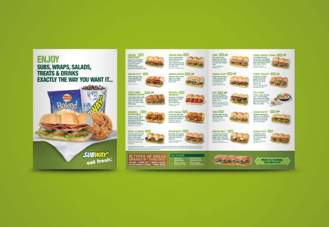 Subway UK