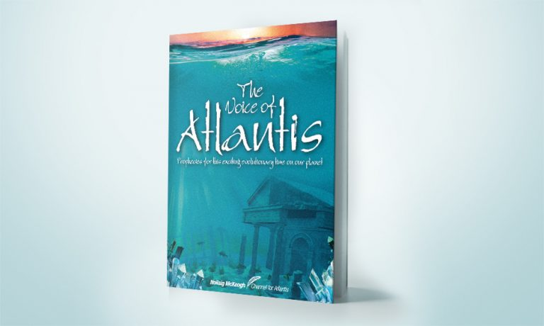 The Voice of Atlantis Nollaig McKeogh