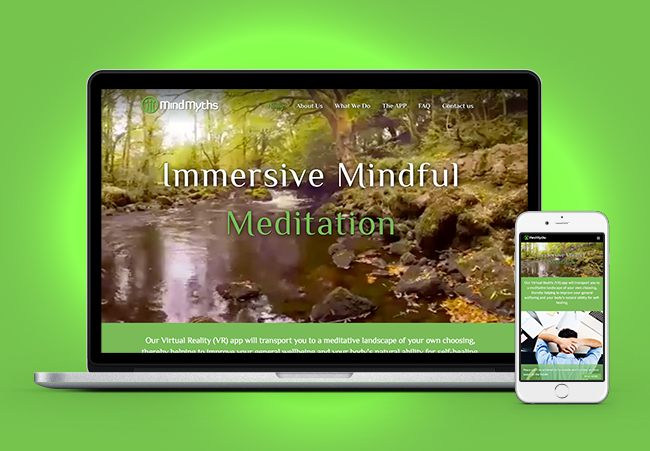 MindMyths Virtual Reality App