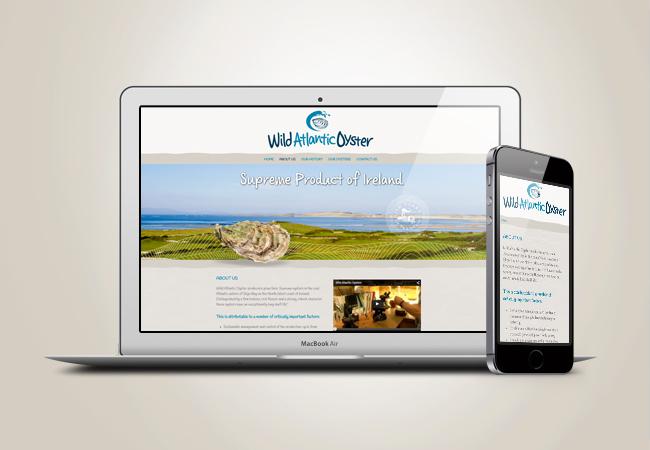 Wild Atlantic Oyster